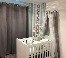 Chambre de mon bébé