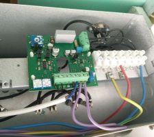 Batterie électrique sur VMC