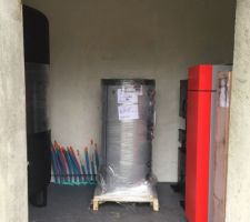 Installation Froling SP DUAL