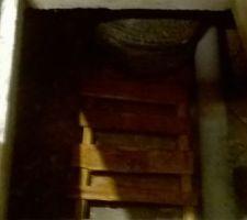 Aménagement du vide sanitaire