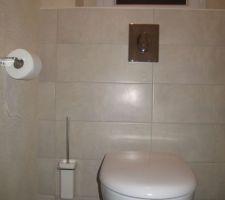WC du hall