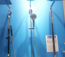 Colonne de douche avec mitigeur thermostatique Grohe Euphoria