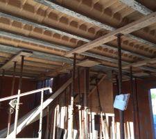 plancher de l etage