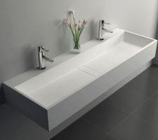 double lavabo sdb de l etage