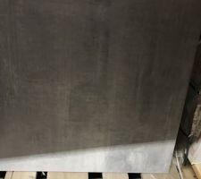 Carrelage grès cérame en 60/60 pr le séjour cuisine en pose diagonale