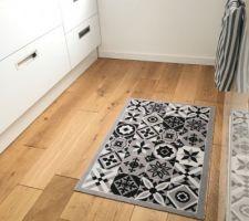 tapis de cuisine antiderapant