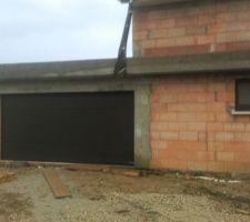 Porte garage.