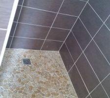 Salle de bains parentale - douche italienne