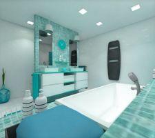 salle de bain kids nini77100
