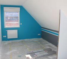 peinture chambres enfants terminee