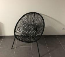 Mon fauteuil Acapulco  !!!!