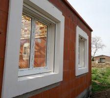 Fenêtres chambres