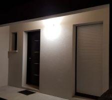 luminaire porche entree