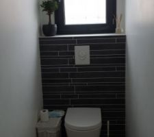 decoration des wc il y a encore quelques details a faire