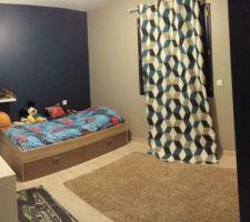 chambre de notre fils de 6 ans