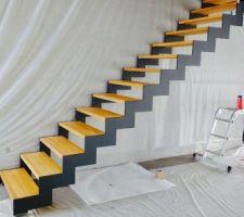 garde corps et escalier