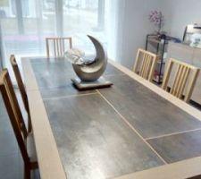 nouvelle table