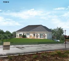 construction plain pied maison amann