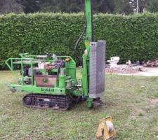 Les étude de sol réalisé par pavitec pour 1200e m'on anoncé de l'argil a meulière a partir d'1m de profondeur mon constructeur decide donc de faire un radier avec drain peripferique