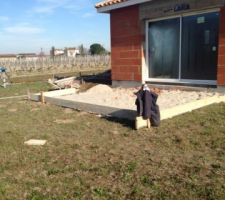 realisation terrasse