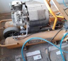 equipements chantier compresseur hydraulique