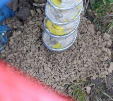 Les éléments de sol remontent à la surface