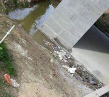 maison sous l eau drainage a faire