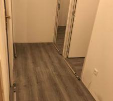 couloir etage