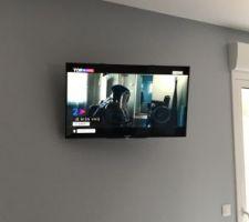 TV de la cuisine OK !