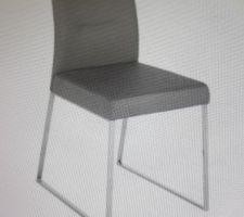 chaises commandees