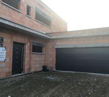 porte de garage 5 x 2 10m marque aludoor