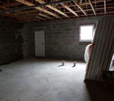 huisseries vue interieure
