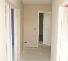 finition peinture dgt etage