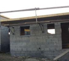 toiture porche