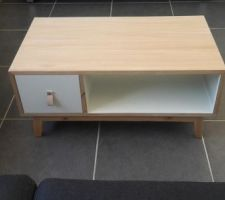 Table basse Menzzo