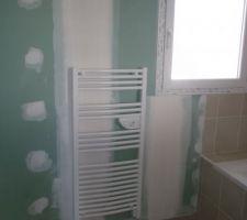 Radiateur salle de bain Atlantic
