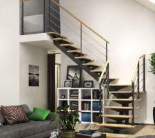Escalier Zéphyr