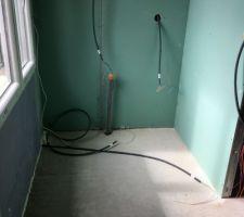 salle d eau suite