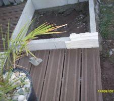 Confection des jardinières