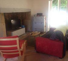 Installation du fauteuil et du