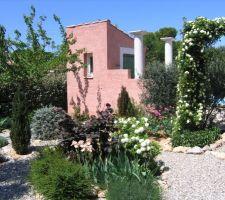jardin villa 2005