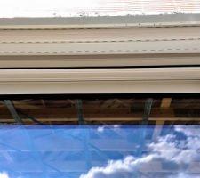 Pose des fenêtres et baies vitrées.