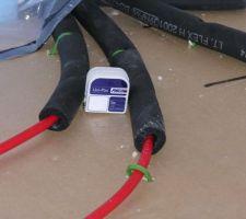 Histoire de connaitre la hauteur des tuyaux de chauffage