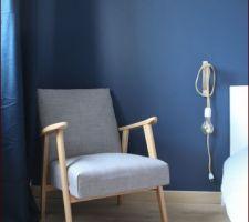 Restauration fauteuil - Après
