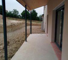 terrasse exterieure