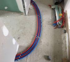 Plomberie en cours