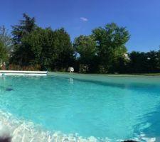 Ouverture saison piscine 19°5