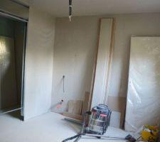 Chambre parentale, 11 m2