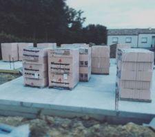 Nouvelle livraison de briques