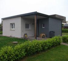 Maison livrée le 26 avril 2017
